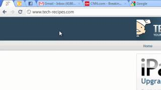 How to Pin Sites to the Chrome Toolbar