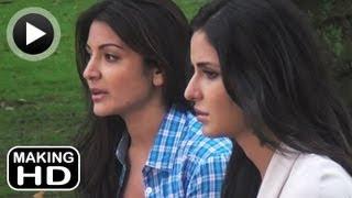 Gambar cover Making Of The Film - The Soul Of Jab Tak Hai Jaan   Part 2   Shah Rukh Khan   Katrina Kaif   Anushka