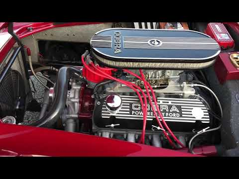 Video of '65 Cobra - H8SC