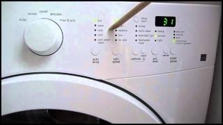 Frigidaire Affinity Washer Malfunctions - Electrolux