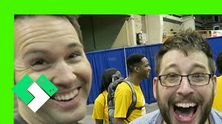 MEETING DESTINY GUARDIANS IN REAL LIFE! #DCC2016 (Day 1610)
