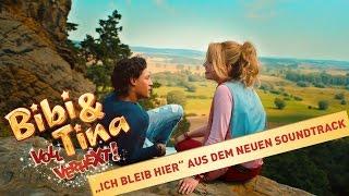 """Video thumbnail of """"BIBI & TINA: VOLL VERHEXT! - Das offizielle Musikvideo zu """"Ich bleib hier"""""""""""