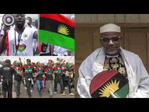 Biafra must be Restored as German television with biafrans in berlin