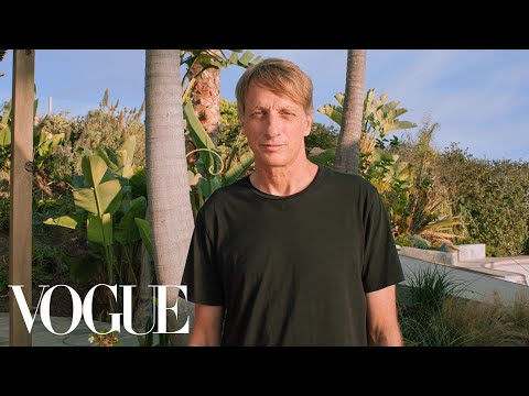 73 Questions With Tony Hawk   Vogue