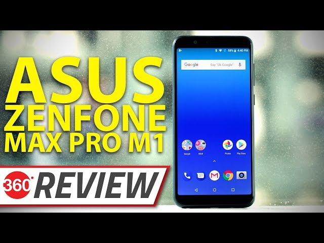 Asus ZenFone Max Pro M1 to Receive Android 9 0 Pie Update in