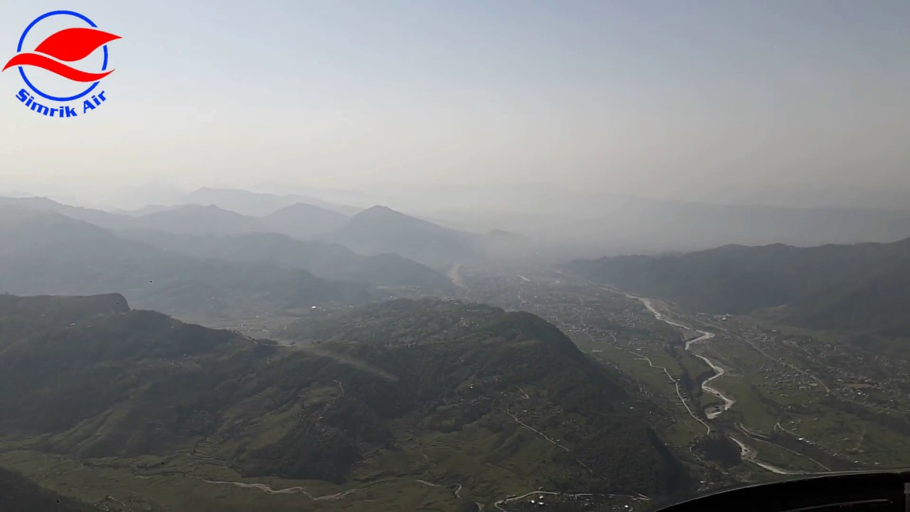 ABC flight from Pokhara with BELL 407GXP