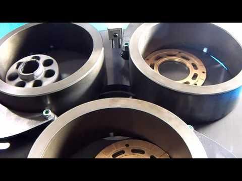Lapidadora - Máquina de Lapidar Superficies Planas y Cóncavas-Convexas