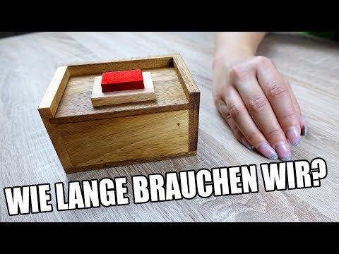 Können wir dieses UNMÖGLICHE 3D PUZZLE LÖSEN? - Der rote Stein! (Denkspiel)