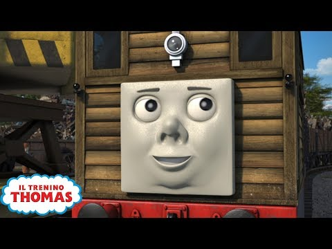 Il Trenino Thomas | La verità su Toby | cartoni animati per bambini