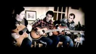 SIDEWINDER - a7x - acoustic SOLO (3 guitars) avenged sevenfold Cover