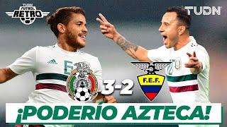Futbol Retro: ¡Qué golazos! México logra vencer a Ecuador | Amistoso 2019 | TUDN