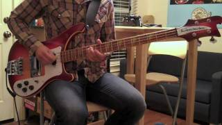 The Beatles - Rain Bassline (Original Speed)