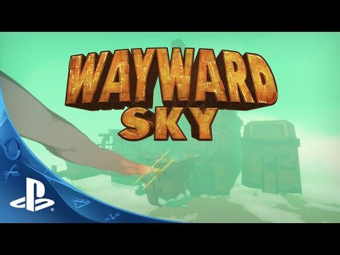 Wayward Sky E3 Trailer | PS4 thumbnail