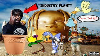 Did TRAVIS SCOTT BIRTH an INDUSTRY PLANT on ASTROWORLD?