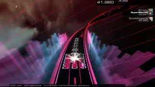 Apocalyptica - From Out Of Nowhere - Audiosurf 2 mono mode