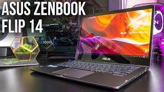 """ASUS ZenBook Flip 14"""" 2-in-1 Laptop Review"""