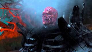 The Witcher 3- Geralt Kills Imlerith