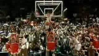 Knicks vs. Bulls 1993 game 2 (12/...)