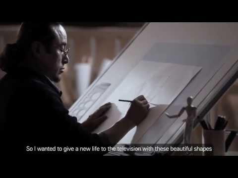 LG Curved OLED TV - Design Story