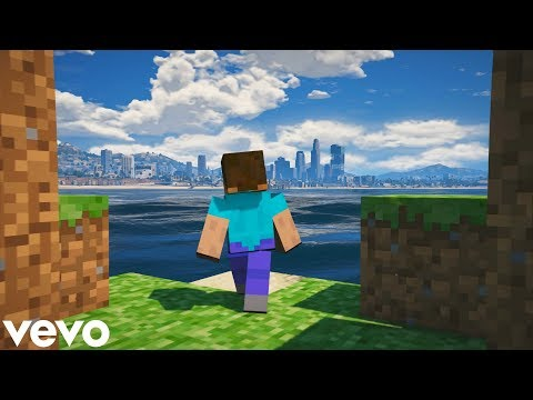 Minecraft Song 🎵 (GTA 5 Official Music Video)