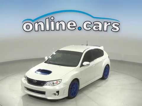 Pre-Owned 2013 Subaru Impreza WRX STi