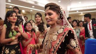 Best Bridal Entry Dance | Teri Ore | Mukhda Pia ka | #Bridesmaids | #BrideEntryDance