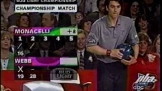1997 Amleto Monacelli vs Wayne Webb Part 1