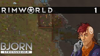 Rimworld Alpha 15 Gameplay - Rimworld Alpha 15 Let's Play