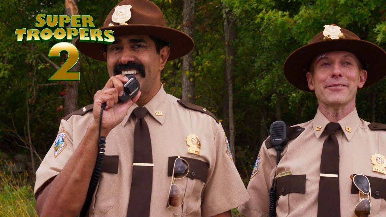 """SUPER TROOPERS 2 I """"The Wait Is Finally Over"""" TV Commercial 