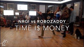 NRGI vs Robozaddy | All Styles Semi | Time I$ Money | #SXSTV