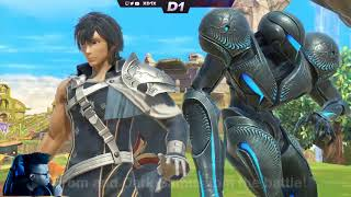D1 REACTS TO 8/8/18 SMASH BROS. DIRECT
