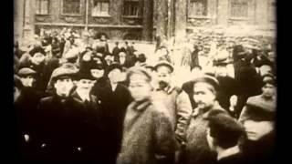 1917 Февральская революция толпа прохожих