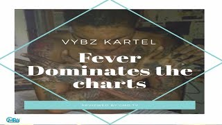 Vybz kartel Dominates Billboard, iTunes Charts With 'Fever'