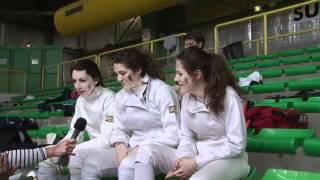 Tuc escrime : Championnat de France épée junior 2012 à Toulouse