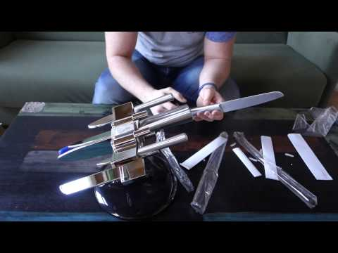 Star Wars Rogue One X-Wing Messerblock unboxing!