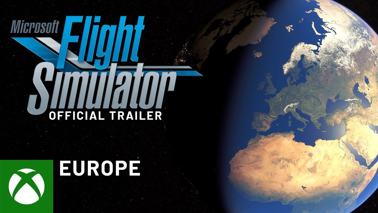 Microsoft Flight Simulator Europe – Around the World Tour Video Still