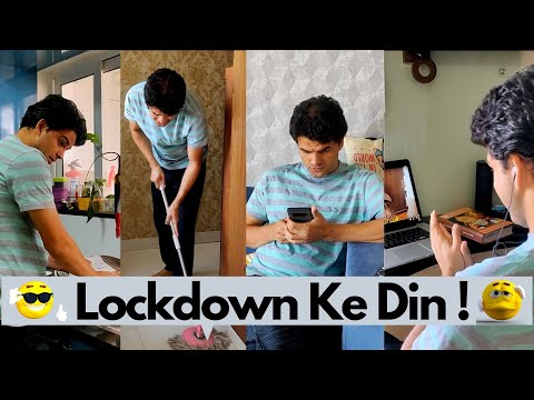 Lockdown ke Din (Lockdown Days)