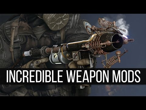 Modders Are Adding Insane New Weapons into Fallout 4