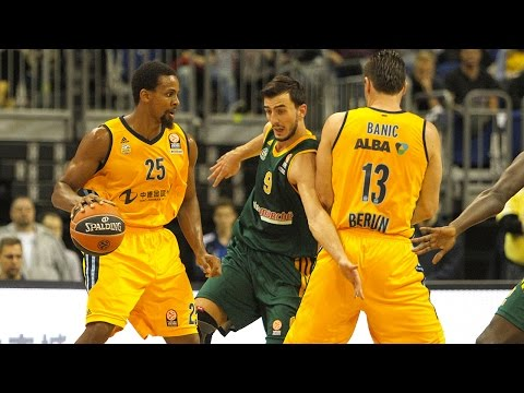 Highlights: Alba Berlin-Limoges CSP