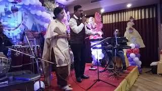 Har kisiko nahi milta yahan pyar - janbaaz by Dipak Dasadia and Sangeeta Sheth