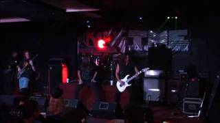 Progressive Metal Band Live Six Minute Century Live Zero Hour Houston Texas