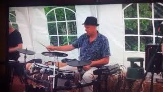 Steve Vaughan Williams blues band