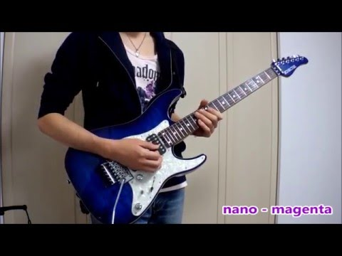 【ナノ x ダルビッシュP】 nano x devilishP - magenta 弾いてみた