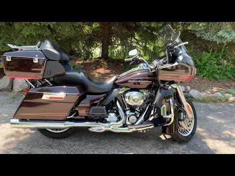 2011 Harley-Davidson Road Glide® Ultra in Muskego, Wisconsin - Video 1