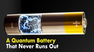 A Quantum Battery That Never Runs Out