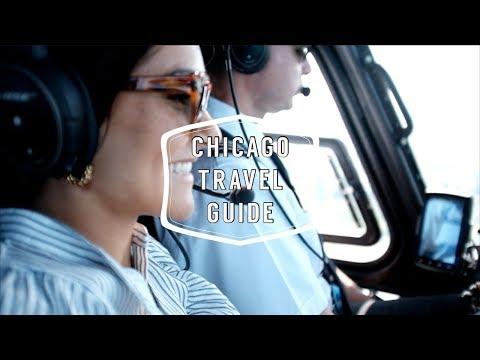 CHICAGO TRAVEL GUIDE | madametamtam