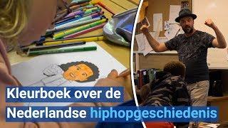 Kleurboek over de Nederlandse hiphopgeschiedenis