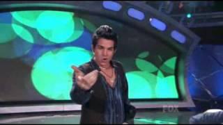 Shake Your Body Adam Lambert