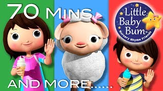Mary Had A Little Lamb   Part 2   Little Baby Bum   Nursery Rhymes for Babies   Songs for Kids