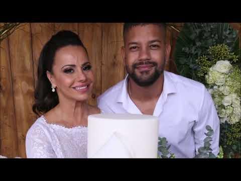 Viviane Araújo se casa com Guilherme Militão e alfineta antigos amores
